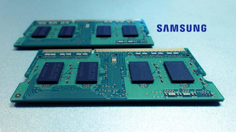 Samsung Develops Industry's First HKMG-Based DDR5 Memory; Ideal for Bandwidth-Intensive Advanced Computing Applications