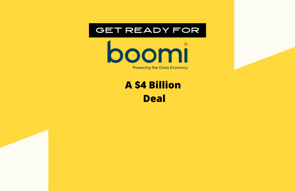 Golden Handshake: Dell to Sell off Boomi to Take on 'Do-from'Anywhere' Economy