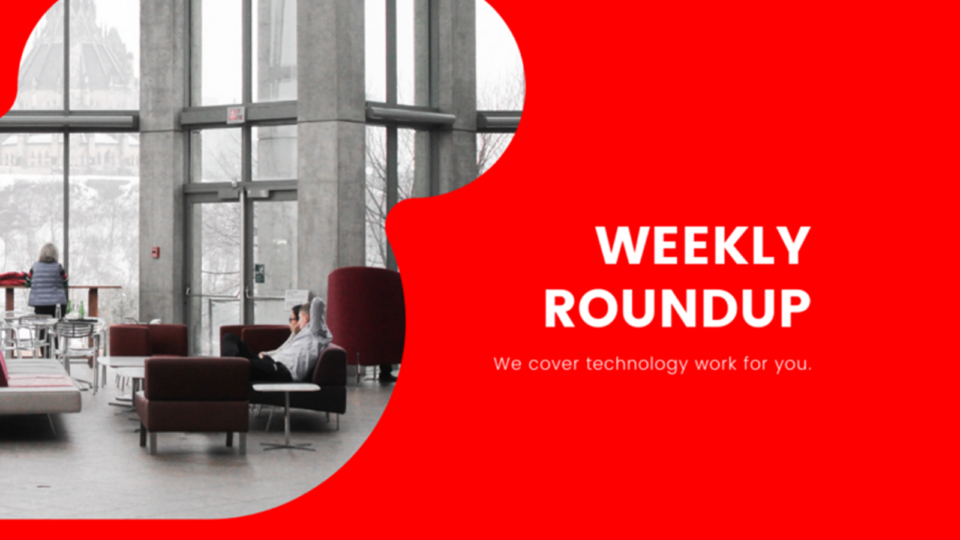 ITechnology Weekly Highlights : Top ITech News To Read